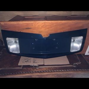 2003-2007 CADILLAC CTS Trunk License Holder